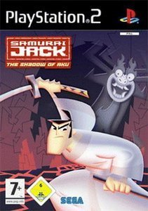 Samurai Jack (German) (PS2)
