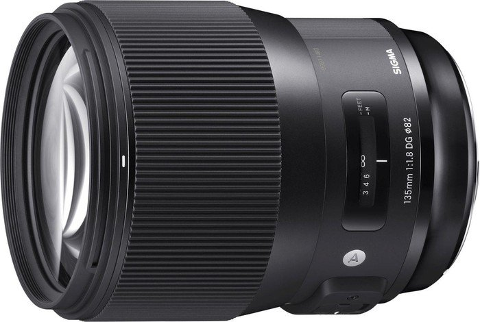 Sigma Art 135mm 1.8 DG HSM für Nikon F (240955)