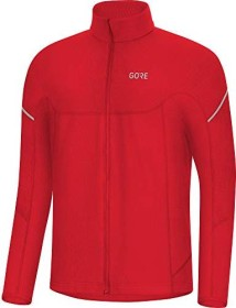 Gore Wear M Thermo Zip Shirt langarm rot (Herren) (100529-3500)