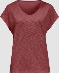Jack Wolfskin Travel Shirt kurzarm auburn (Damen) (1806552-3038)