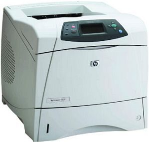 HP LaserJet 4200DTN, S/W-Laser (Q2428A)