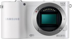 Samsung NX1000 weiß Body