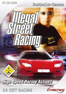 Midnight Outlaw Illegal Street Drag - Nitro Edition (niemiecki) (PC)