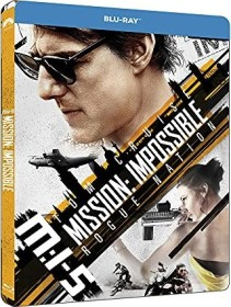 Mission Impossible 5 - Rogue Nation (Blu-ray) (UK)