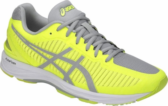 Asics Gel-DS Trainer 23 safety yellow/mid grey/white (Herren) (T818N-0796)  ab € 84,00