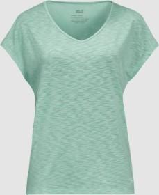 Jack Wolfskin Travel Shirt kurzarm light jade (Damen) (1806552-4084)