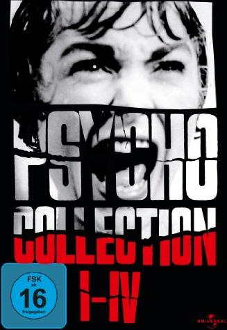 Psycho Box (Filme 1-4) -- via Amazon Partnerprogramm
