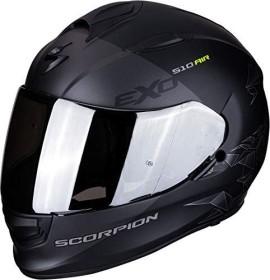 Scorpion EXO-510 Air Pique schwarz/silber (verschiedene Größen)