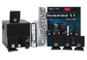 Creative Inspire 5.1 digital 5500