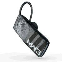 Microsoft Modern Warfare 3 Bluetooth Headset (Xbox 360)