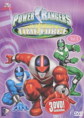 Power Rangers - Time Force  3 -- via Amazon Partnerprogramm