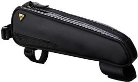 Black 42.7 cu. in. Topeak Fastfuel Tri Frame Bag Large