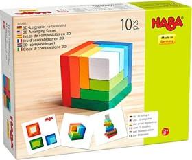 HABA 3D Arranging Game Rainbow Cube (305460)
