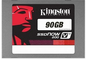 "Kingston SSDNow V+ 200  90GB, 2.5"", 7mm, SATA 6Gb/s (SVP200S37A/90G)"