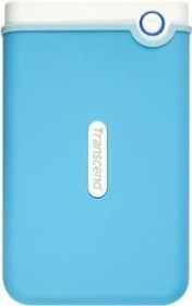 Transcend StoreJet 25M3 blau 2TB, USB 3.0 Micro-B (TS2TSJ25M3B)