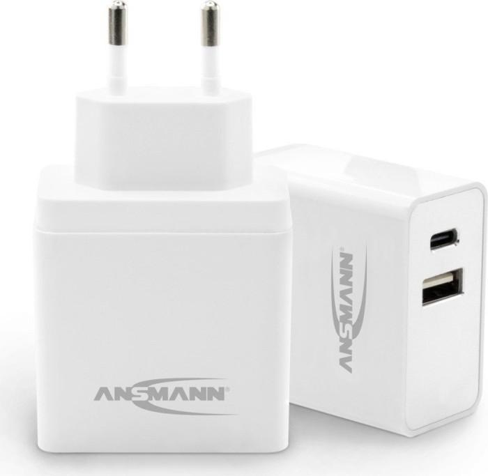 Ansmann Home Charger 248C weiß (1001-0069)