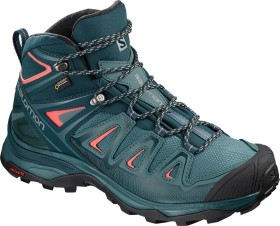 Salomon X Ultra 3 Mid GTX hydro/reflecting pond/dubarry (Damen) (404755)