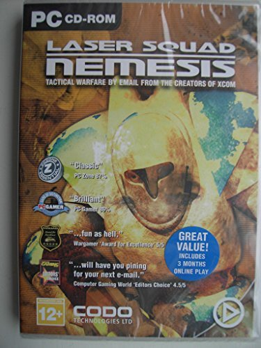 Laser Squad Nemesis (niemiecki) (PC) -- via Amazon Partnerprogramm