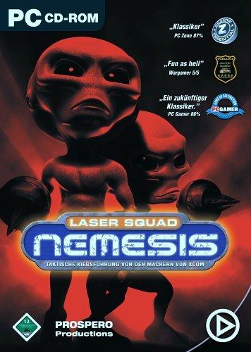 Laser Squad Nemesis (German) (PC) -- via Amazon Partnerprogramm