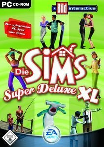 Die Sims - Super Deluxe XL (German) (PC)