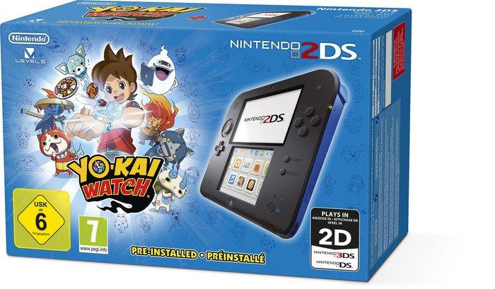 Nintendo 2DS Yo-Kai Watch Libro