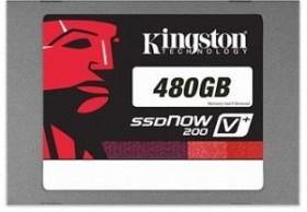 Kingston SSDNow V+ 200 480GB, 7mm, SATA (SVP200S37A/480G)