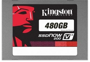 "Kingston SSDNow V+ 200 480GB, 2.5"", 7mm, SATA 6Gb/s (SVP200S37A/480G)"