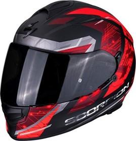 Scorpion EXO-510 Air Clarus schwarz/rot (verschiedene Größen)