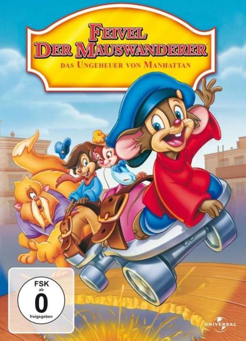 Feivel der Mauswanderer 4 -- via Amazon Partnerprogramm