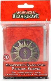 Games Workshop Warhammer Underworlds: Beastgrave - Morgwaeths Klingenzirkel Kartenhüllen (99220712001)