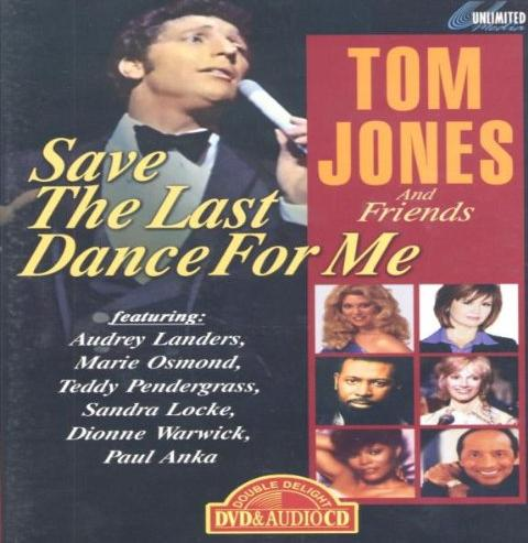 Tom Jones & Friends Vol. 3 - Save The Last Dance For Me -- via Amazon Partnerprogramm