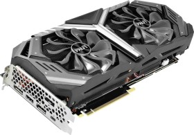 Palit GeForce RTX 2070 GameRock Premium, 8GB GDDR6, HDMI, 3x DP, USB-C (NE62070H20P2-1061G)