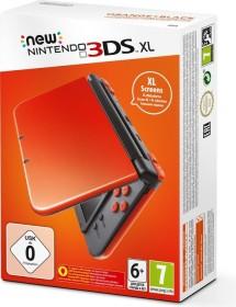 Nintendo New 3DS XL orange/schwarz (verschiedene Bundles)