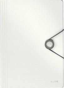 Leitz Solid Eckspannermappe A4, weiß (45631001)