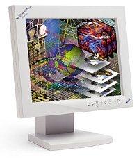 """NEC MultiSync LCD1510V, 15"""", 1024x768, analog"""