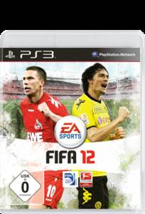 EA sports FIFA football 12 (German) (PS3)
