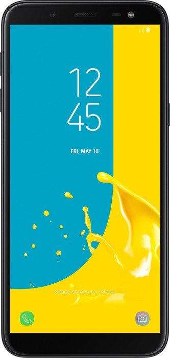 Samsung Galaxy J6 (2018) J600FN black