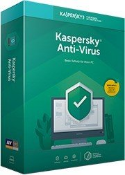 Kaspersky Lab Anti Virus 2019, 1 User, 1 Jahr, PKC, FFP (deutsch) (PC) (KL1171G5AFS-9FFP)