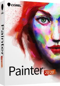 Corel Painter 2020, Update, ESD (multilingual) (PC/MAC) (ESDPTR2020MLUG)