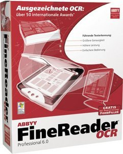 Abbyy: FineReader 6.0 Professional (PC)