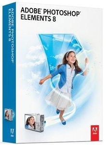 Adobe: Photoshop Elements 8.0, EDU (deutsch) (PC) (65045293)