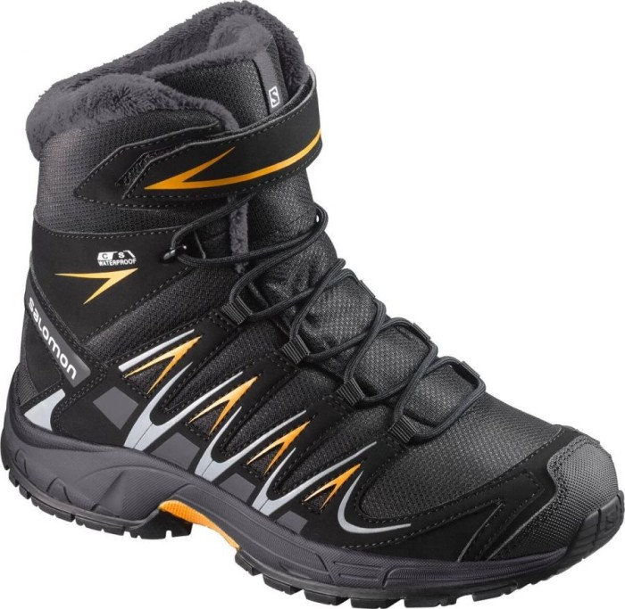 Salomon XA Pro 3D Winter TS CSWP blackindia inkbright marigold (Junior) (398457) od PLN 369,99
