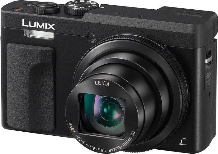 Panasonic Lumix DC TZ90 black