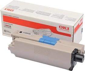 OKI Toner 46508712 schwarz hohe Kapazität