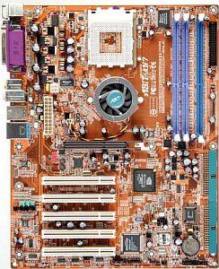 ABIT AN7, nForce2 Ultra 400 [dual PC-3200 DDR]