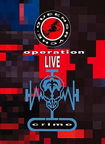 Queensryche - Operation Livecrime -- via Amazon Partnerprogramm