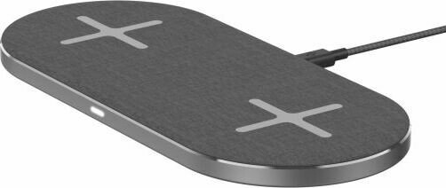 XLayer Wireless Charging Pad Double space grey (217395)