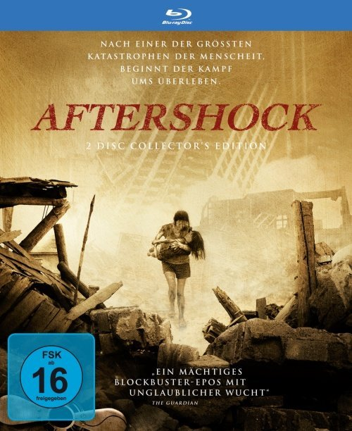 Aftershock (Special Editions) (Blu-ray)