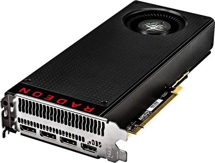 XFX Radeon RX 480 XXX OC, 8GB GDDR5, HDMI, 3x DisplayPort (RX-480M8BFA6)