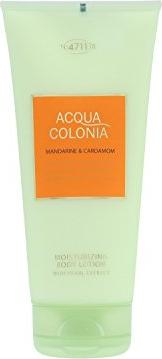 4711 Eau de Cologne mandarin & Cardamom Body Lotion 200ml -- via Amazon Partnerprogramm